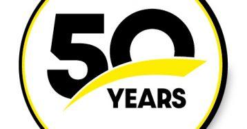 Dunlop Hiflex 50 vuotta